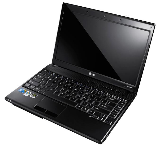 LG widebook R380 Black