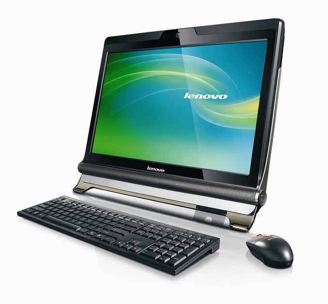 Lenovo C100 All in One desktop