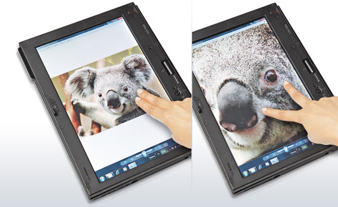 Lenovo ThinkPad X200 tablet