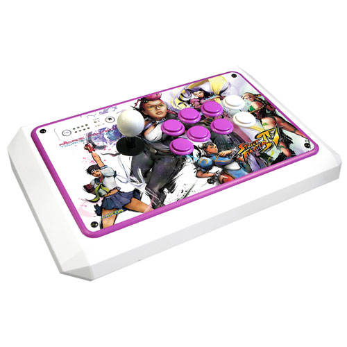 Limited Edition Femme Fatale Street Fighter IV Arcade FightStick Tournament Edition