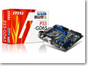 MSI releases the Xtreme Speed mainboard series