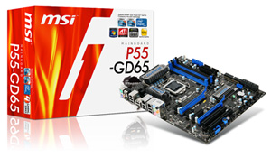 MSI Xtreme Speed mainboard series