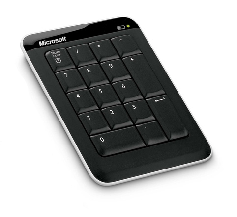 Microsoft Bluetooth Mobile Pad