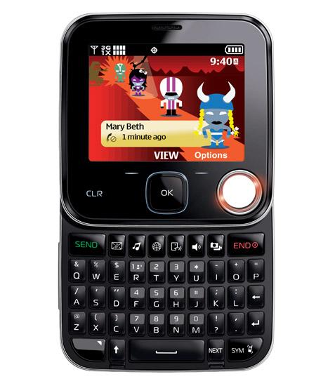 Nokia 7705 Twist