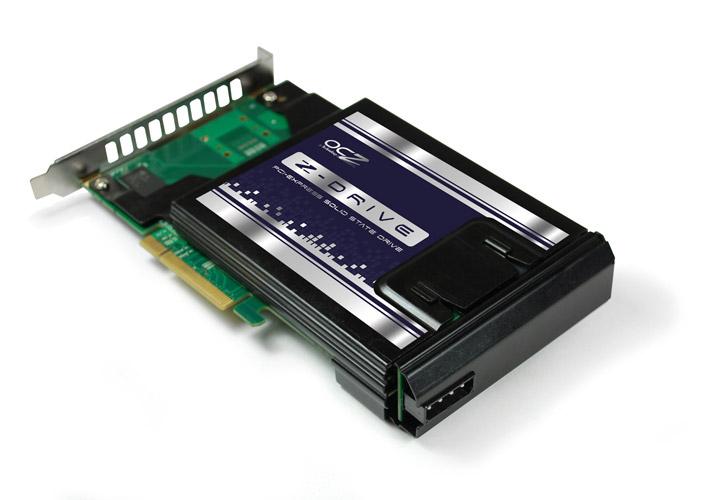 OCZ Z-Drive MLC-based p84 SSD