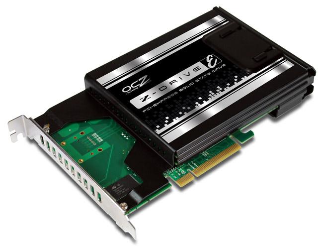 OCZ Z-Drive SLC-based e84 SSD