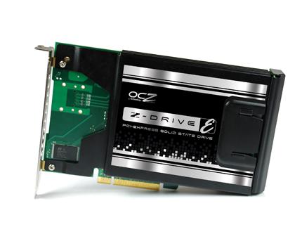OCZ Z-Drive e84 PCI-Express SSD