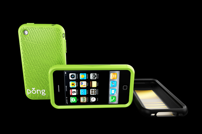 Pong iPhone casecase