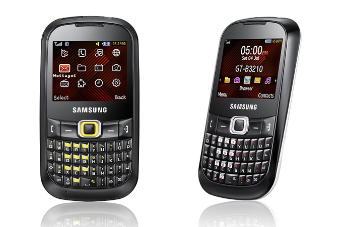 Samsung CorbyTXT (B3210)