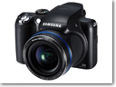 Samsung unveiled the HZ25W offers 24x optical zoom