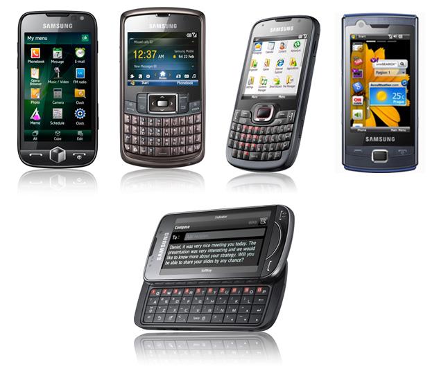 Samsung Omnia Series