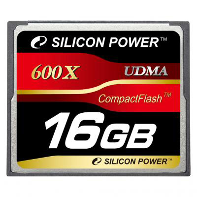 Silicon Power 600X professional Compact Flash Card