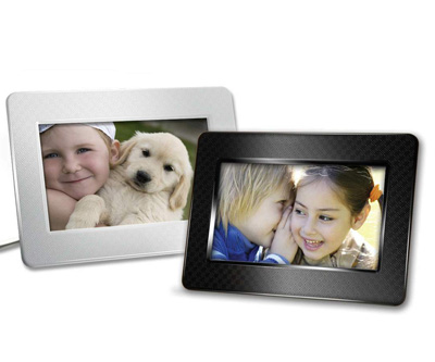 "Transcend PF700 Versatile 7"" Digital Photo Frame"