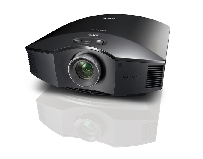 Sony add new HD model to home cinema projectors