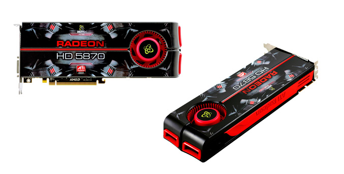 XFX ATI Radeon HD 5870