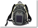 G24i ships Backpack and Camera bag enable to recharge your mobile and camera.