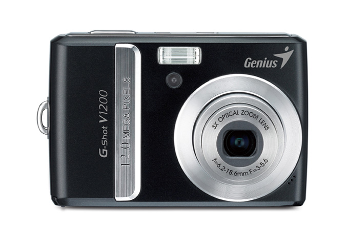 Genius G-Shot V series digital cameras