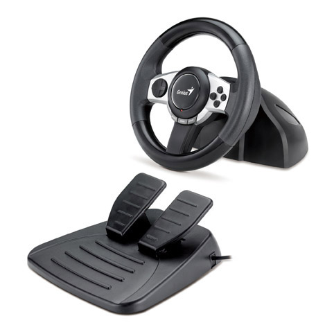 Genius Trio Racer F1 Racing Wheel