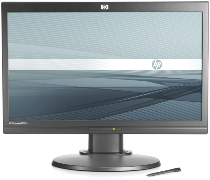 HP Compaq l2105tm Muti-touch LCD Monitor