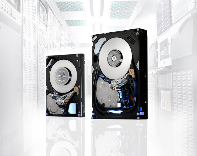 Hitachi Enterprise-Class Hard Drives