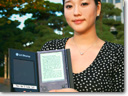 "LG Display Unveils ""Solar Cell e-Book"""