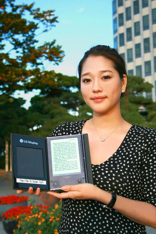LG Solar E-Book