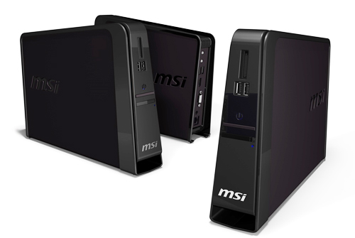 MSI Wind Box DE200 & DC200