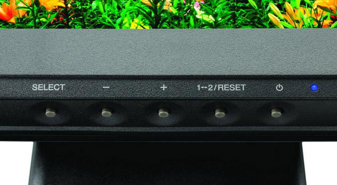NEC AS221WM monitor