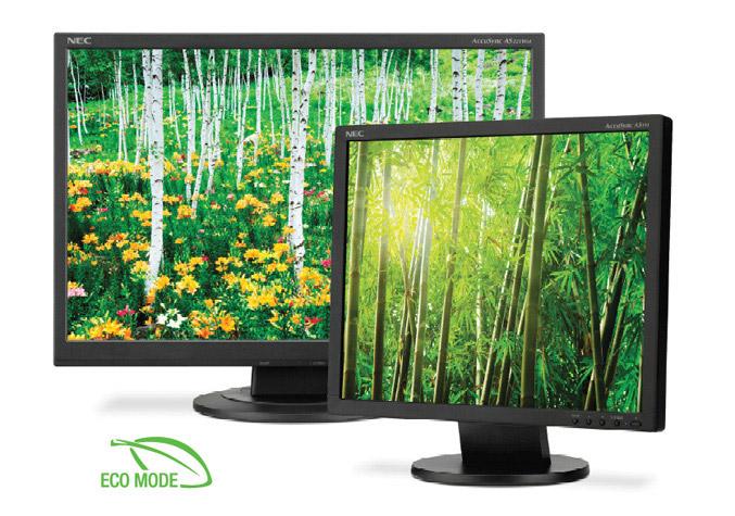 NECAccuSync monitor Series