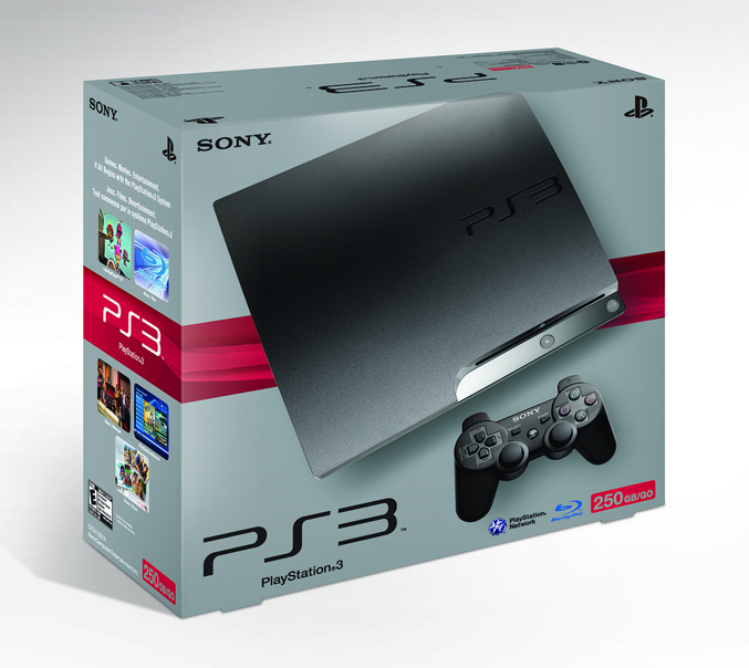 Playstation 3 250GB version