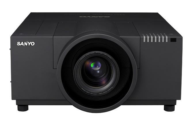 SANYO's PLC-XF1000 QuaDrive Projector
