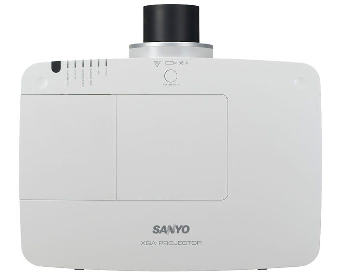 SANYO's PLC-XM150/150L/100/100L Projector