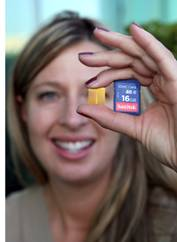 Sandisk 4-BITS-PER-CELL) NAND Flash