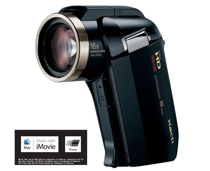 Sanyo VPC HD2000A