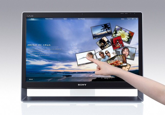 Sony VAIO L  All In One Touch HD PC/TV