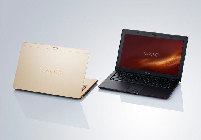 Sony VAIO X series 