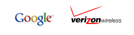 Verizon Wireless and Google
