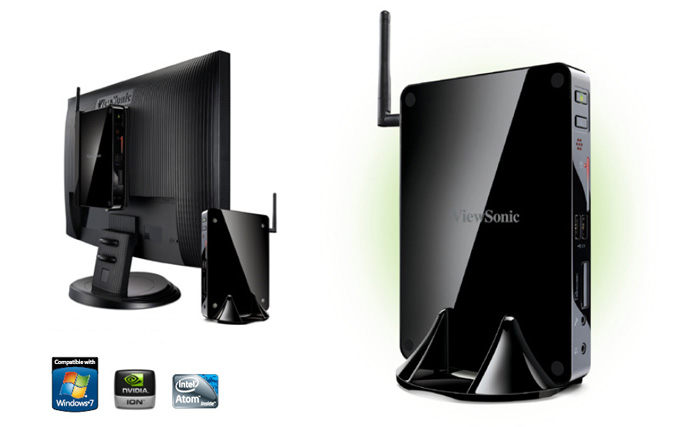 ViewSonic VOT132 PC mini