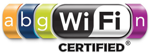 Wi-Fi-certified n logo