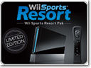 Nintendo announced Limited Edition Black Wii bundle for Europe, including Wii Sports Resort and Wii MotionPlus