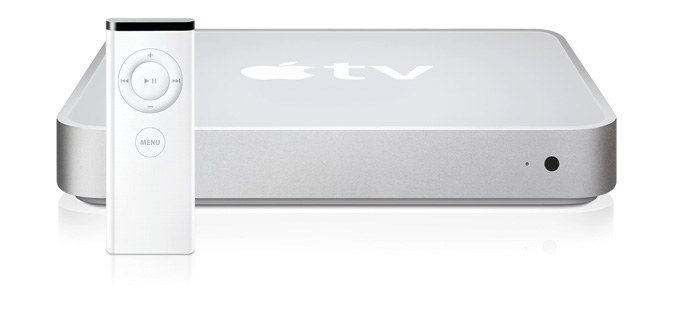 Apple TV 3.0 software