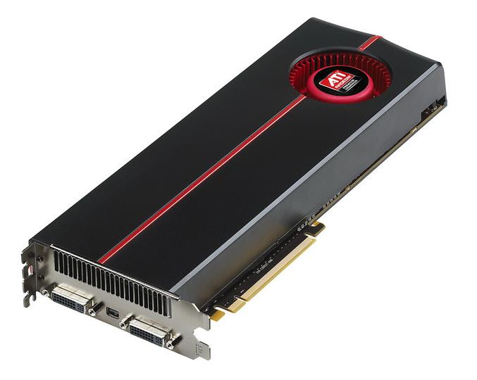 ATI Radeon HD 5970 graphics