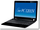 Asus Eee PC 1201N ION- Based Multimedia Netbook official