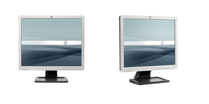 HP Compaq LE1911 and LE1711 LCD Monitors