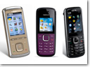 Nokia announced three new CDMA mobiles – Nokia 6316s, 3806 and Nokia 1506