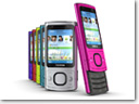 Nokia 6700 slide and Nokia 7230 unveiled