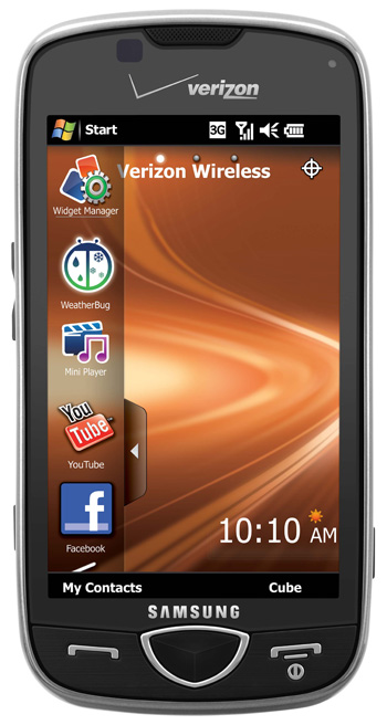 Samsung Omnia II (sch-i920)