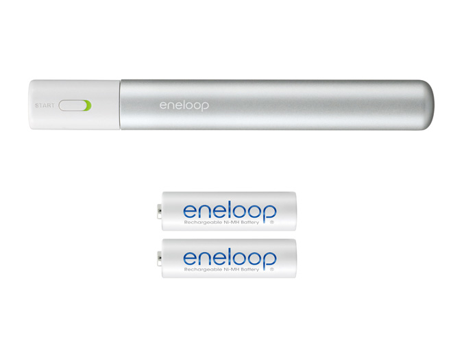 Sanyo eneloop stick booster