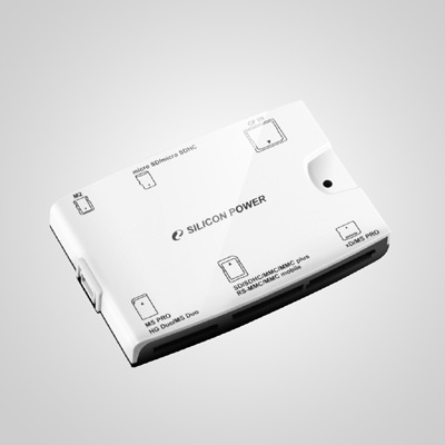 Silicon Power's Handy 33-in-1 Card Reader
