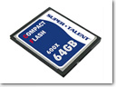 Super Talent Launches 450X, 533X, and 600X High Speed CompactFlash Media Cards
